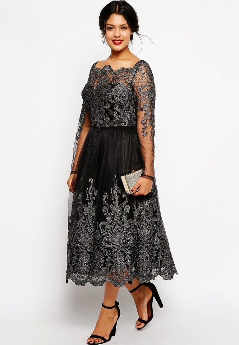 Mode Sty A Style Plus Size Formal Wear Finds