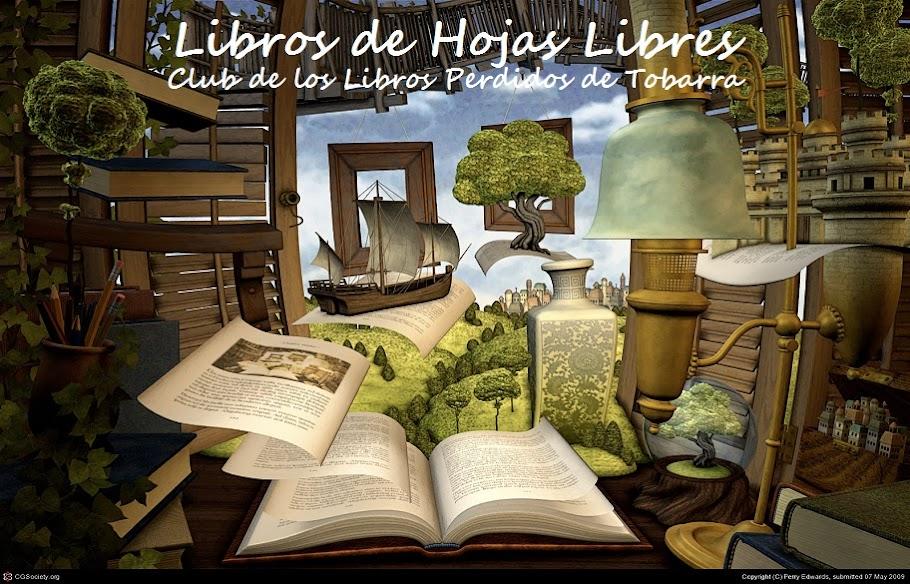 <center>libros de hojas libres</center>