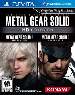 Metal Gear Solid HD for PS Vita Review