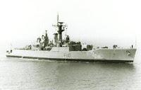 Rothesay class frigate