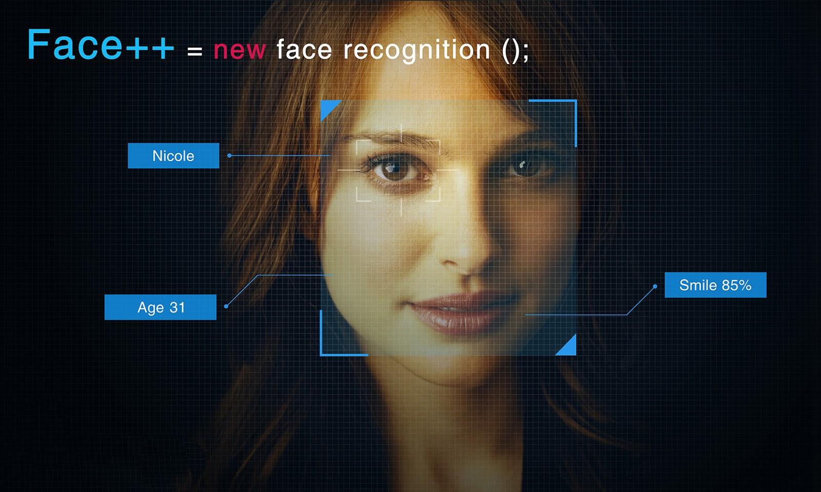 Kết quả hình ảnh cho nhận dạng khuôn mặt