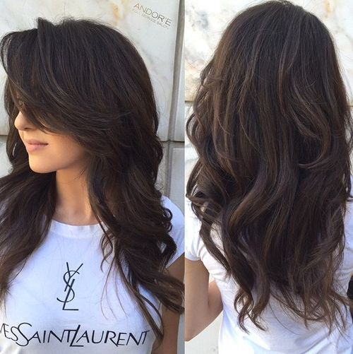 Gorgeous Trendy Layered Hairstyles for Long Hair ~ Jere Haircuts