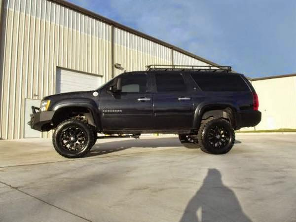 Diesels For Sale In Texas >> 2011 Chevrolet Suburban 4X4 - 4x4 Cars