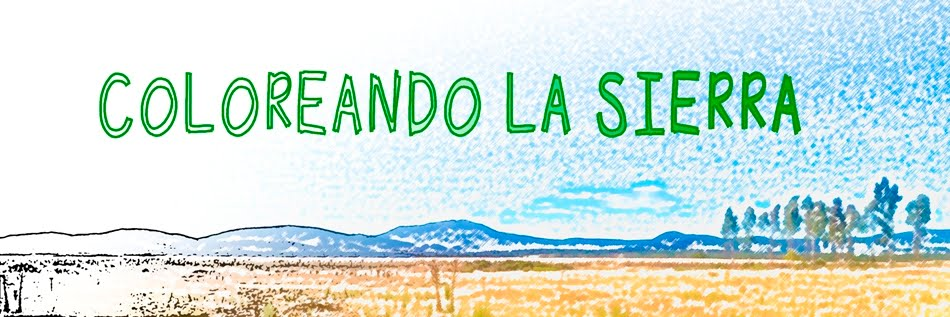 COLOREANDO LA SIERRA