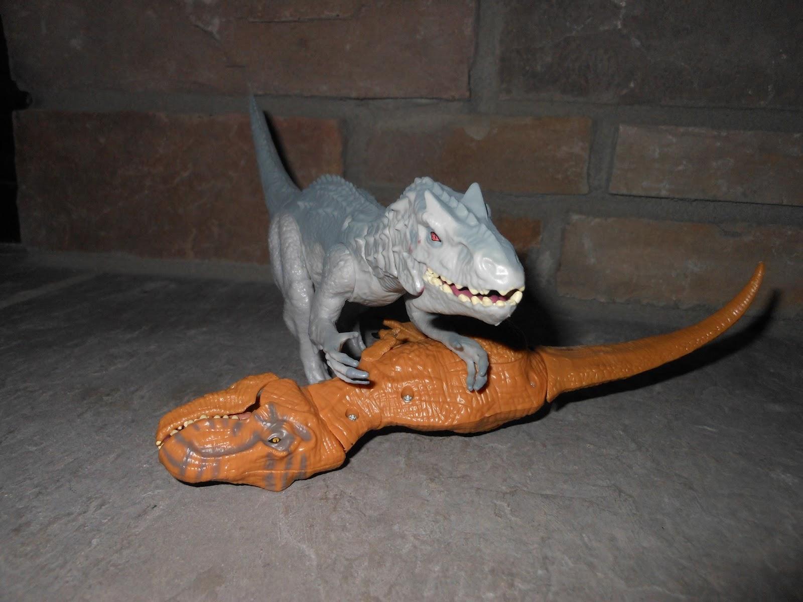 Asset Contained: Mattels Destroy N Devour Indominus Rex