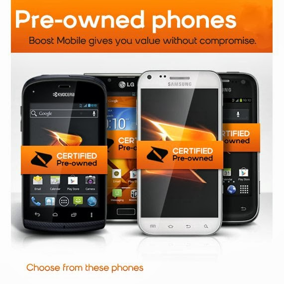 Boost Mobile Launches Warp 4G and its First Refurbished Phones  Prepaid Phone News