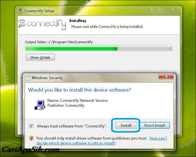 membuat wifi di laptop