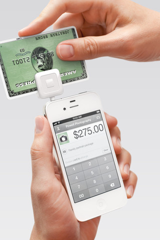 Mac To The Future Square Credit Card Reader App Update and Review