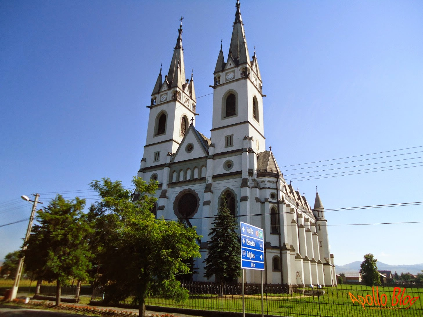 Catedrala Ditrau