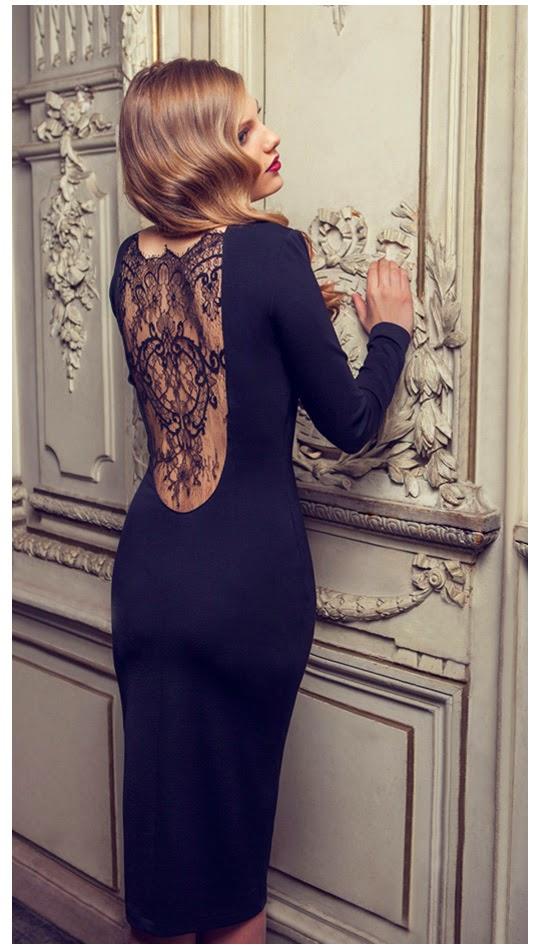 Vestidos de Noche con encaje y hermosos diseños