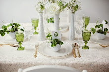 March's Food Holidays and Featured Tablescape