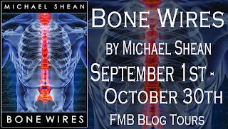 {Excerpt=g!veaway} Bone Wire by Michael Shean