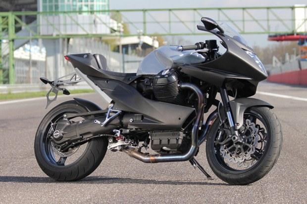 Millepercento Alba M2S Moto Guzzi