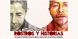 """Rostros y Historias"" Exhibition- June 3rd- July 31st, 2019"