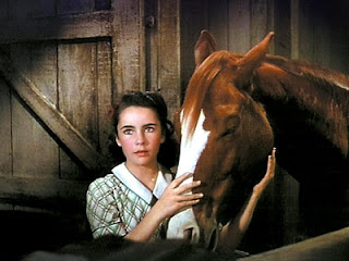 Elizabeth Taylor in National Velvet