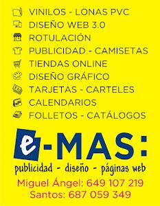 e-mas comunicacion y diseño web
