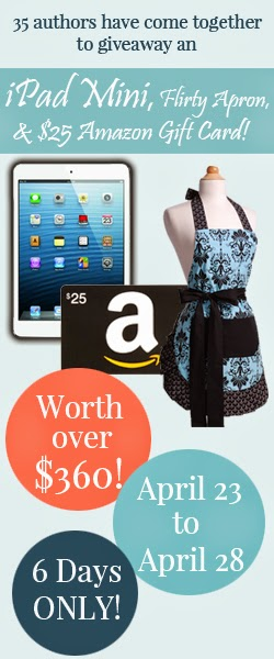 Enter to win this iPad Mini, Amazon Gift Card, and Flirty Apron! Ends April 28. www.growingslower.com #giveaway #winthis