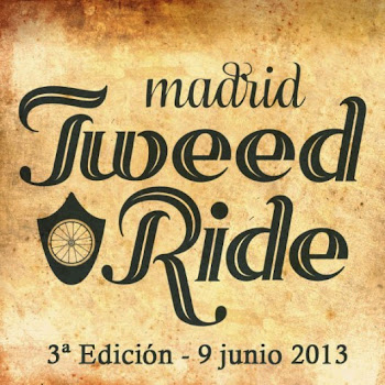 Apntate a la Tweed Ride Madrid