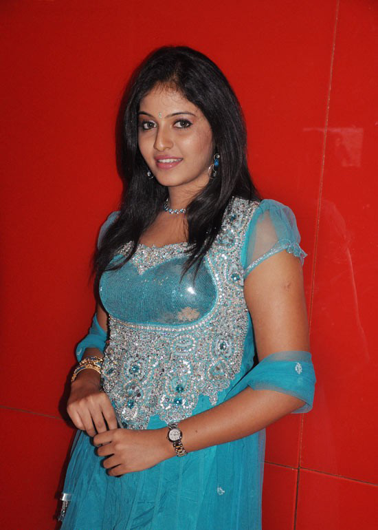 Anjali Latest Photos in Churidar Dress