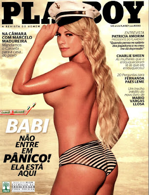 Playboy Clássicos: Babi Rossi (+18) Playboy Babi Rossi