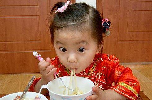 Noodle nasıl yenir?