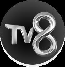 tv8 logo