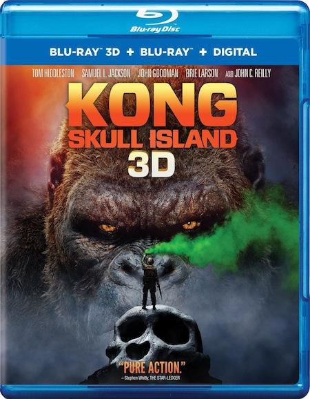 Kong: Skull Island 3D (Kong: La Isla Calavera 3D) (2017) m1080p BDRip 3D Half-OU 11GB mkv Dual Audio DTS-HD 7.1 ch