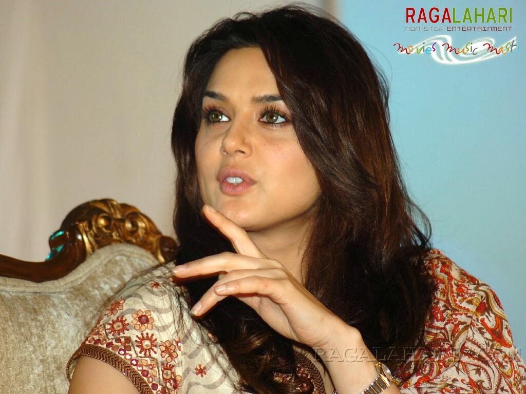 Preity Zinta Without Makeup