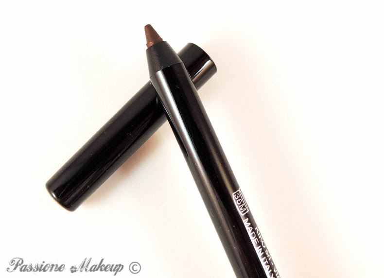 Kiko Twinkle Eye Pencil Flexuous Burgundy
