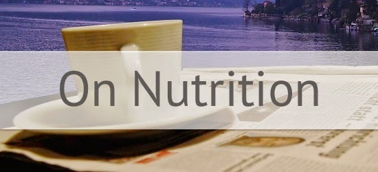On Nutrition: Sleep and nutrition