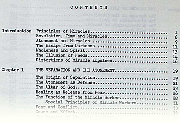 a course in miracles original edition manual for teachers