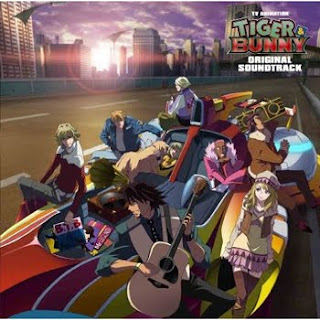 Tiger & Bunny Original Soundtrack