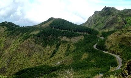 tempat wisata gunung kelud kediri