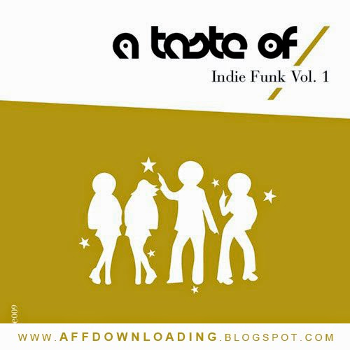 CD Indie Funk – Vol. 1 (2015)