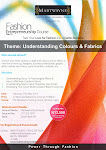 FEC 3: Understanding Colours and Fabrics