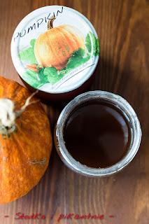 Syrop z dyni do kawy