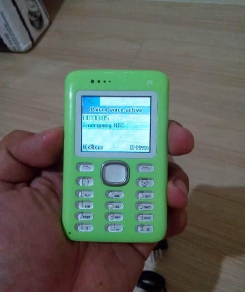 Cherry Mobile P1 Calls