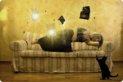 Dreaming and why books are better than movies