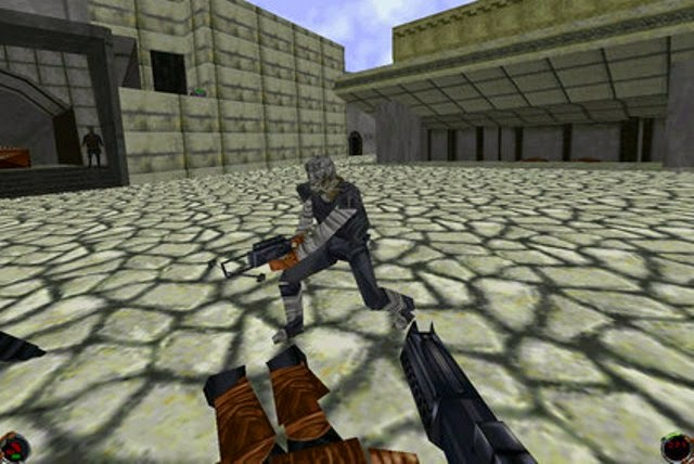 Star Wars Jedi Knight Dark Forces Free Download Games