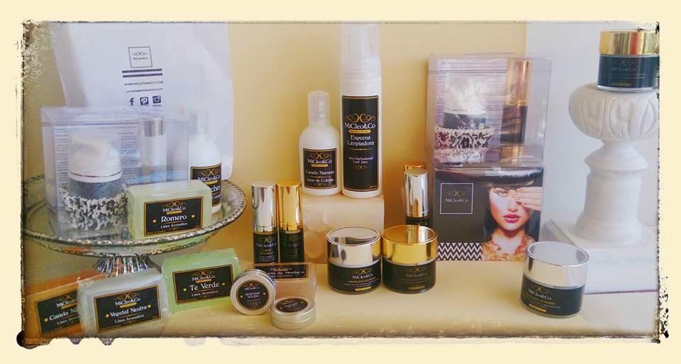 MiCleo&Co, alta cosmética y cosmecéutica natural activa