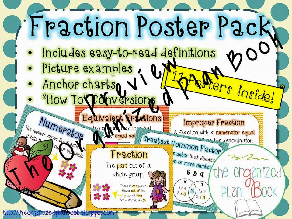 http://www.teacherspayteachers.com/Product/Fraction-Poster-Pack-Grades-3-5-1188168