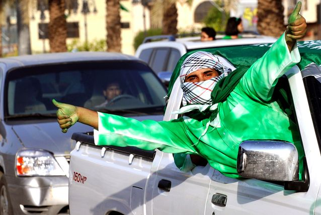 Święto Flagi, Niepodległości lub jak kto woli Dzień Unifikacji Królestwa czyli parada samochodami
