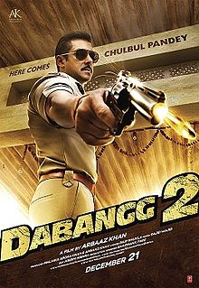 Dabangg 2 Hindi Movie Watch Online