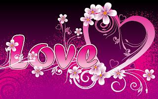 Wallpaper Cinta Keren