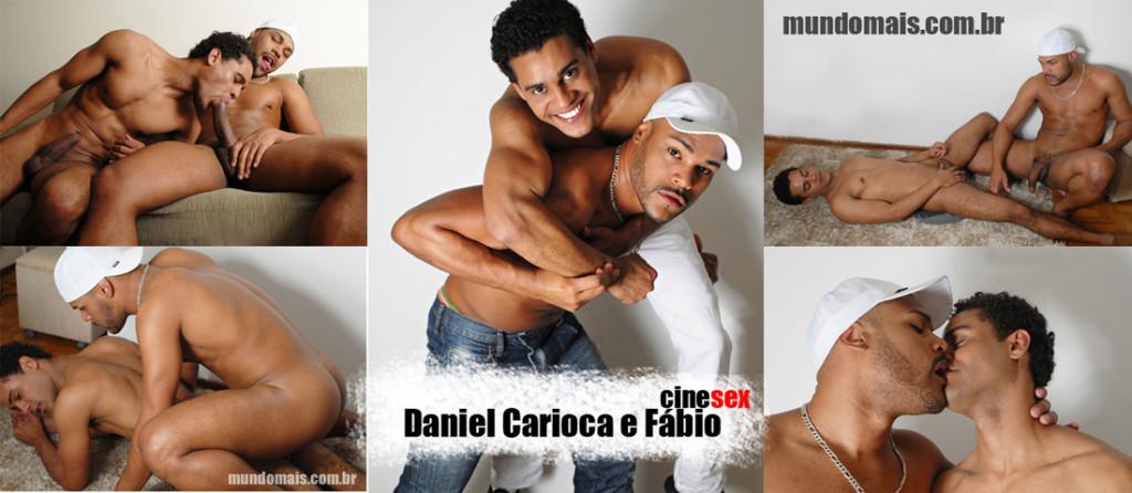 Daniel Carioca e Fabio - Sexo Gay Mundo Mais