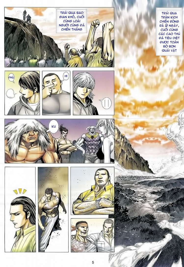 Võ Thần Phượng Hoàng chap 138 - Trang 5