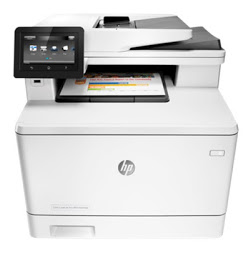 HP Color LaserJet Pro MFP M477fdn Drivers download