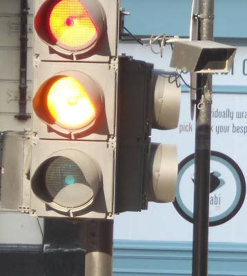 semafori Londra