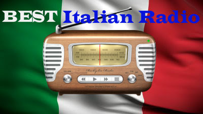 Best Italian music radio in streaming to learn Italian language