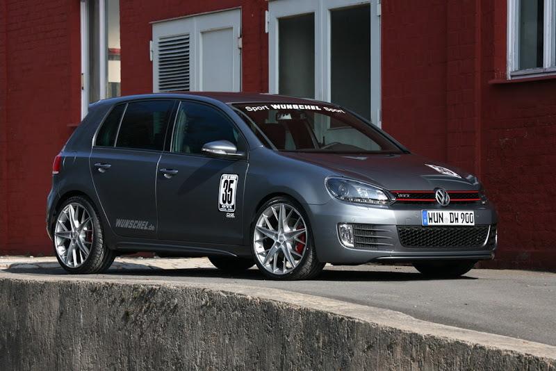 2011 WUNSCHEL SPORT Volkswagen Golf GTI